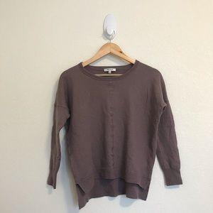 Madewell Mauve Sweater